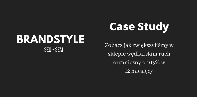 SEO Case Study: Pozycjonowanie sklepu